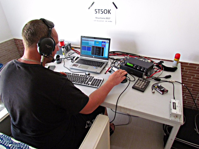 5T5OK SSB operating